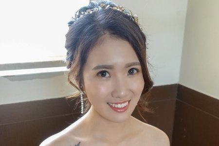 新娘造型85
