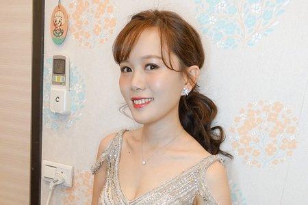 Aniki 精緻妝容精選-中部新秘
