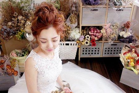 婚紗作品《浪漫日系高包》