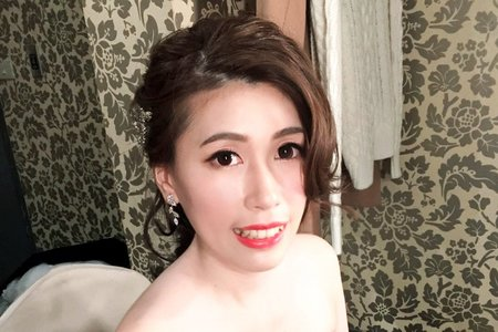Wedding_明星級名媛造型