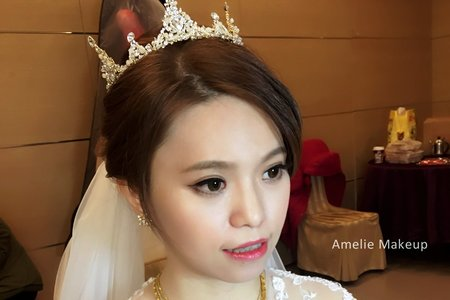 Wedding_皇冠進場造型