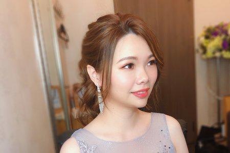 Amelie makeup-婚禮造型<川門子>