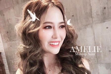 Amelie makeup-浪漫仙女