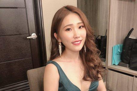 Amelie makeup-婚禮造型<桃禧>