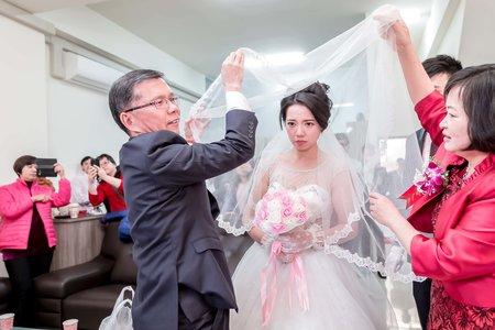 台中-雙儀式+晚宴 @訂結婚