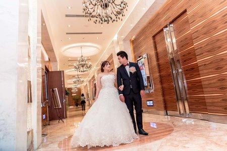台北-儀式+晚宴 @結婚