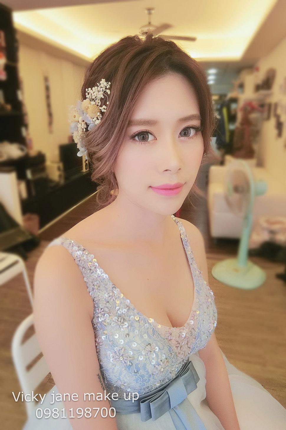 IMG_9900 - Vicky Jane makeup《結婚吧》