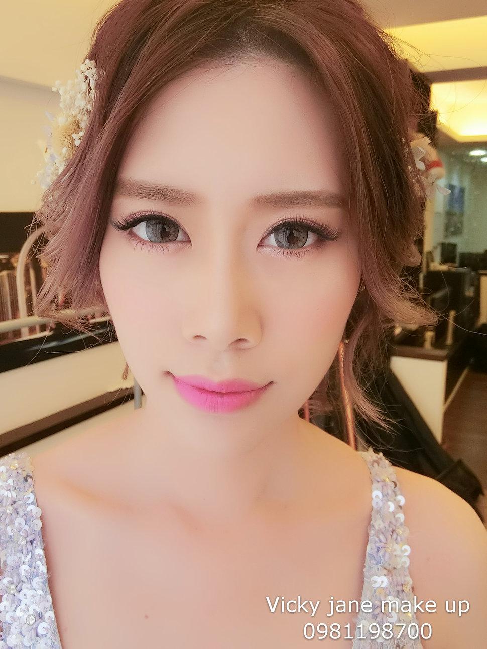 IMG_9899 - Vicky Jane makeup《結婚吧》