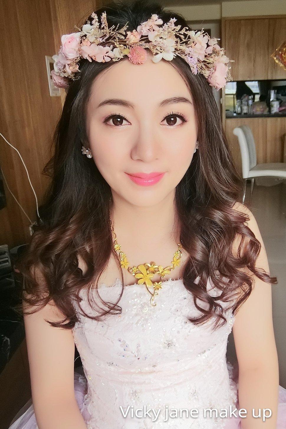 IMG_9908 - Vicky Jane makeup《結婚吧》