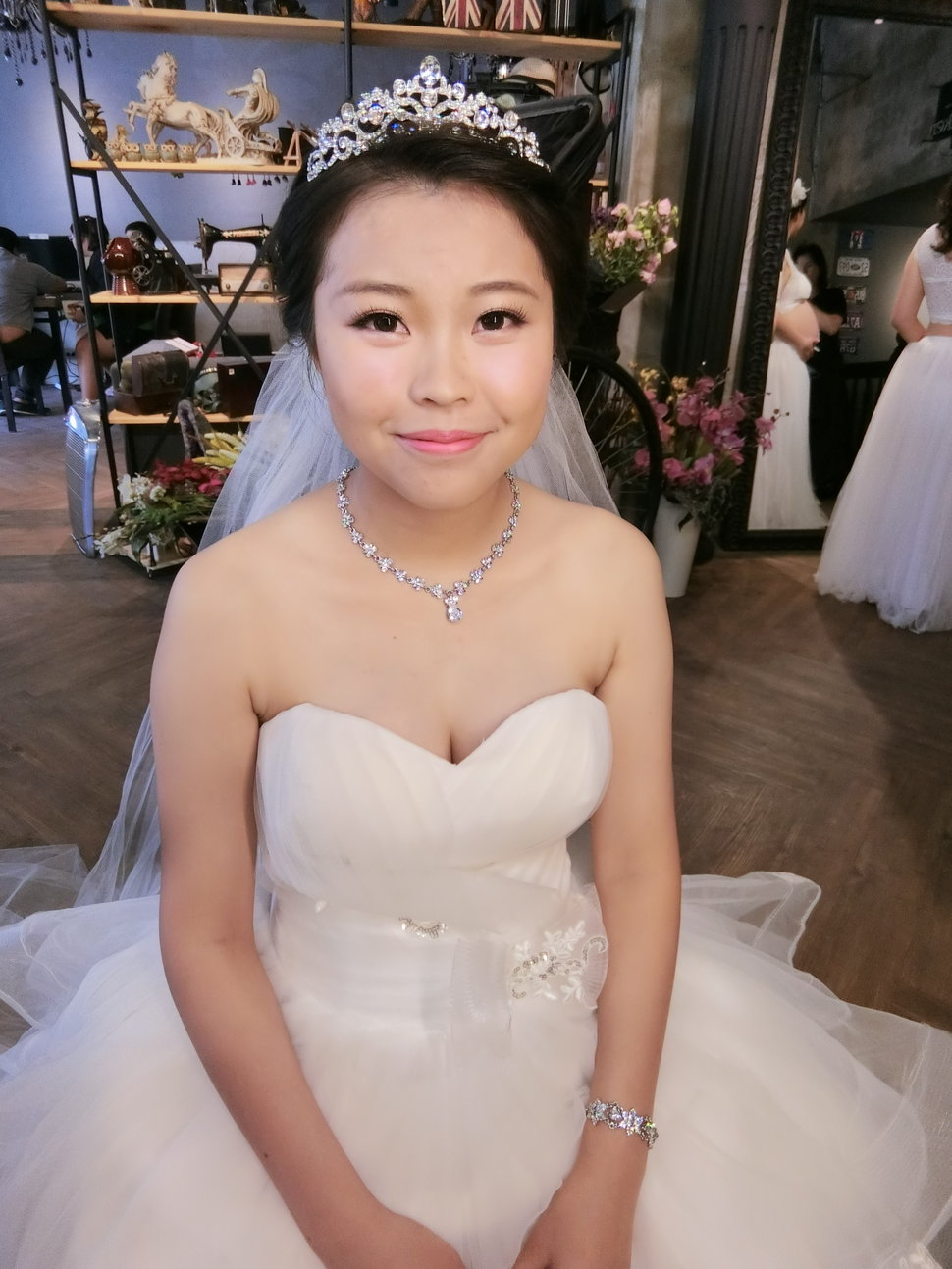 IMG_9910 - Vicky Jane makeup《結婚吧》