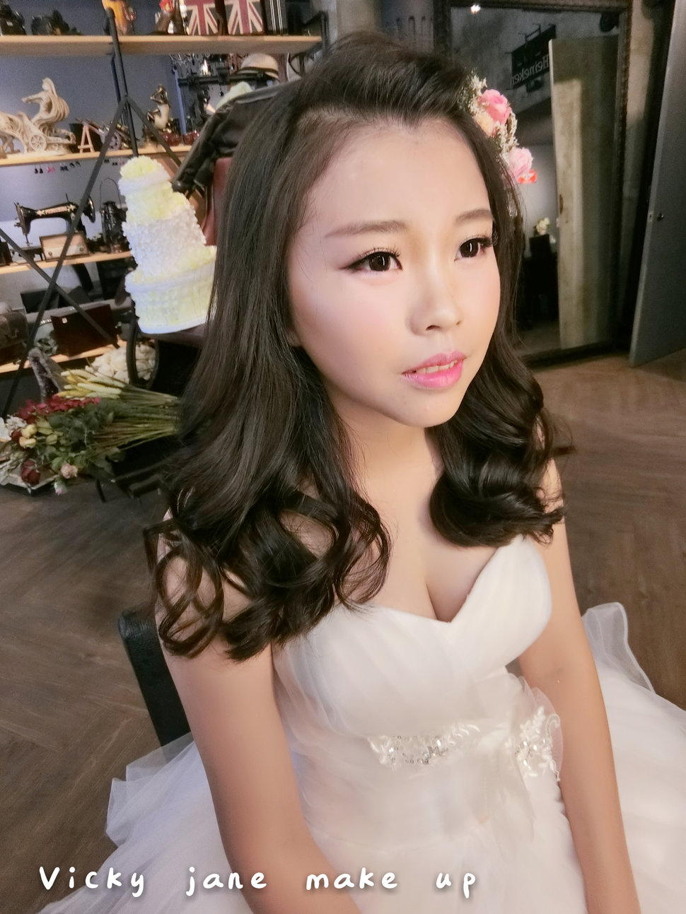 IMG_9919 - Vicky Jane makeup《結婚吧》