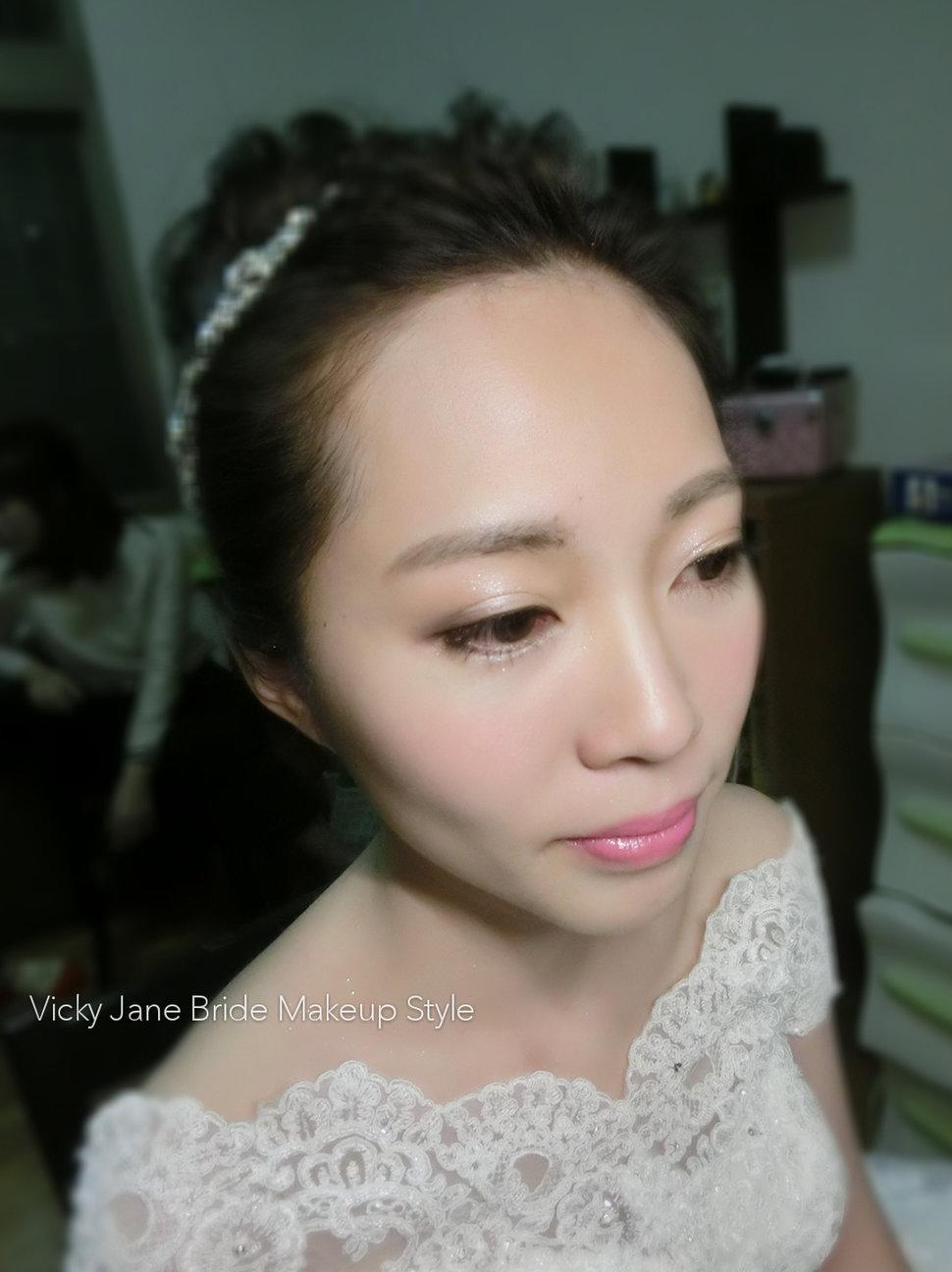 IMG_9950 - Vicky Jane makeup《結婚吧》