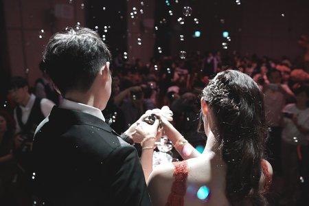 婚錄│小資選擇│瀚品酒店│迎娶+午宴│YANG婚錄│