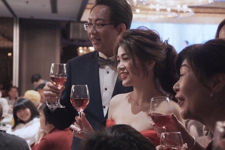 高CP値婚錄│小資選擇│桂田酒店│迎娶+午宴│YANG婚錄│