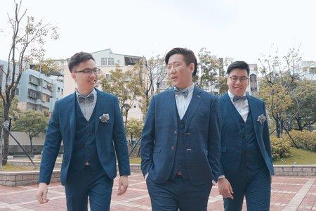 【婚錄】|新竹彭園會館|CP值|YANG