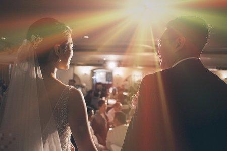 婚禮現場攝影