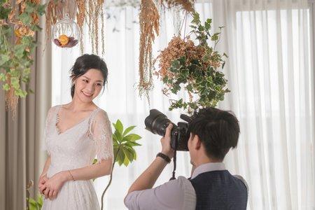 小清新自助婚紗