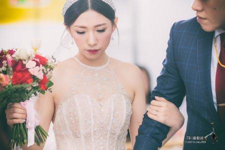 婚禮攝影+主持企劃