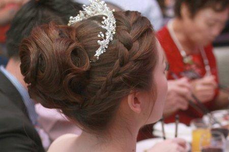 Wedding -婚宴新娘│欣儀