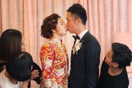 Wedding -婚宴新娘│Jill
