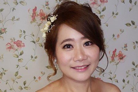 準新娘試妝企劃-小渝