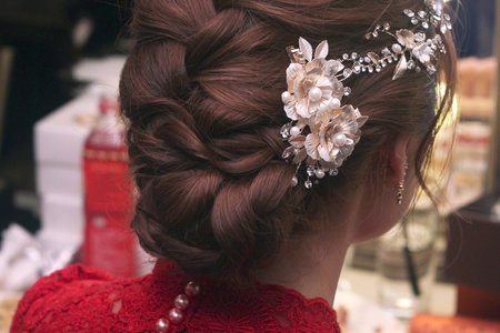 Wedding -婚宴新娘│佩云