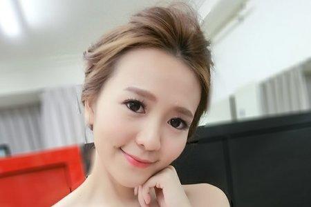 韓式妝髮造型