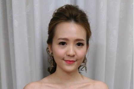 韓日式拉絲浪漫造型