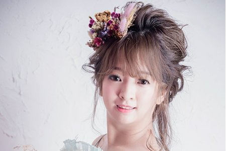 韓式妝髮新娘造型