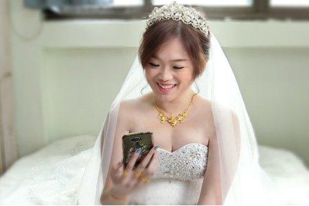 婚禮現場作品