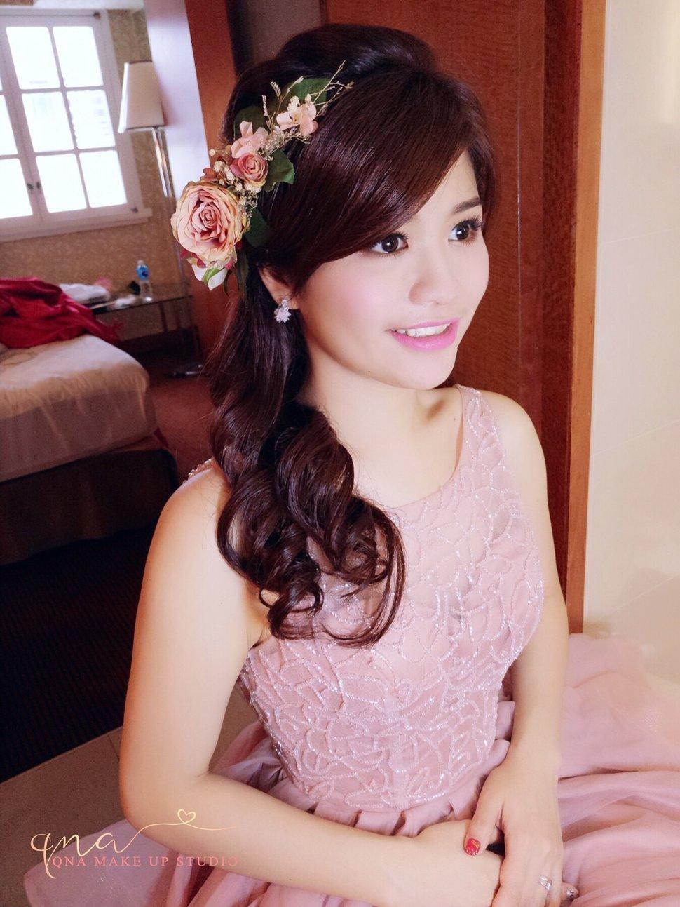 image - 新娘秘書Qna Make up造型工作室《結婚吧》