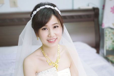 Bride ~ 靜誼 結婚 ♡(通豪大飯店)