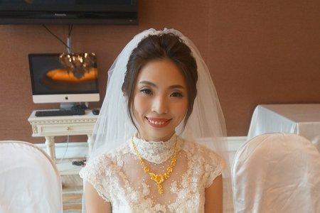 Kiwi彩妝造型 - 白紗迎娶造型