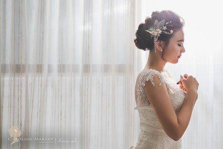 自助婚紗新娘造型 / Mixxy 2