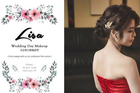 Wedding Day Makeup / Lisa