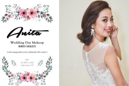 Wedding Day Makeup / Anita