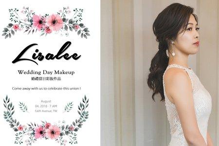 Wedding Day Makeup / Lisalee