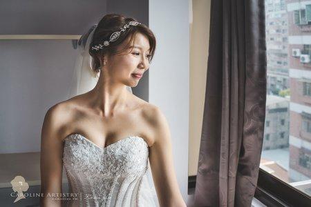 Wedding Day Makeup / Mia