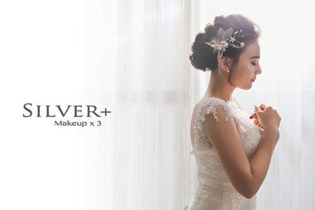 Silver+ 純宴客婚禮造型方案