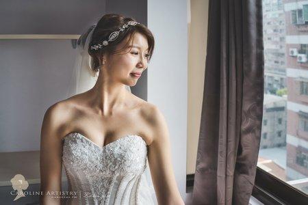 婚禮新娘造型 / Mia