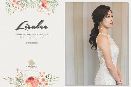 婚禮新娘造型 / Lisalee