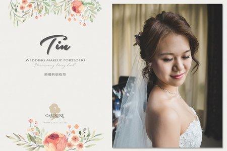 婚禮新娘造型 / Tin