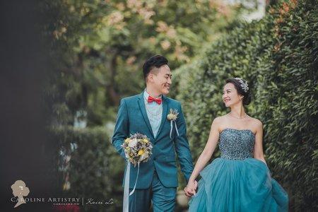 婚禮新娘造型 / Ivy