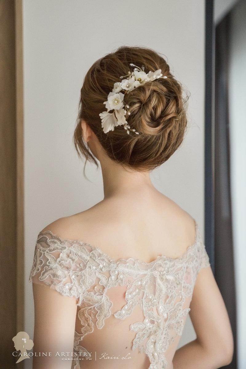 Platinum 結婚+宴客婚禮3造型作品