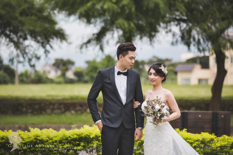 Platinum+ 結婚+宴客婚禮4造型作品