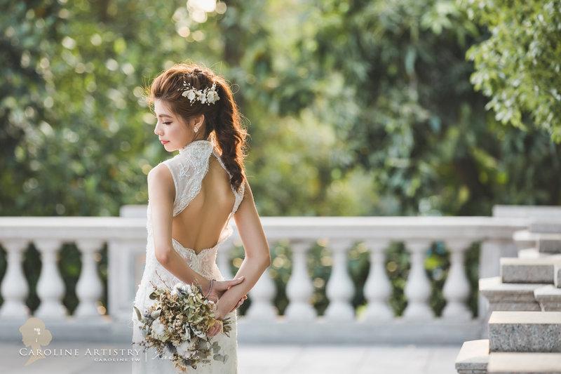 Royal 自主婚紗2造型作品