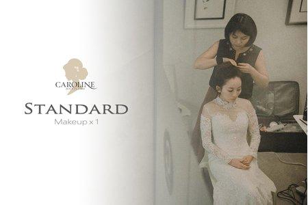Standard 單妝婚禮造型