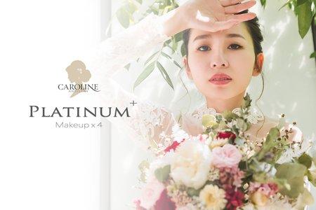 Platinum+ 結婚+宴客婚禮4造型