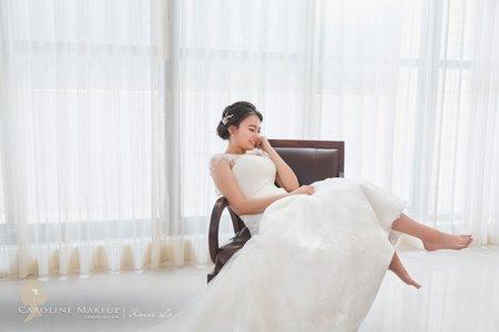 自助婚紗新娘造型 / Mixxy