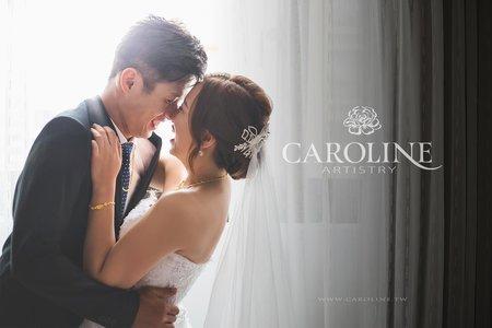 婚禮新娘造型 / Pei